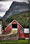 Norwegian Hay Loft Access Barn