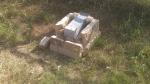 Stone Mailbox Rebuild