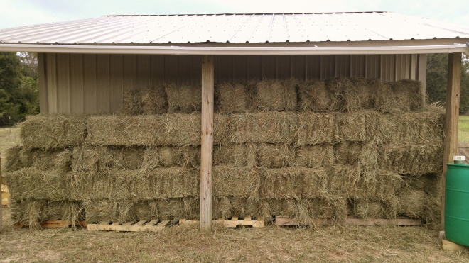 WhirldWorks 2016 Hay Storage