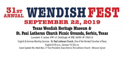 Wendish Fest