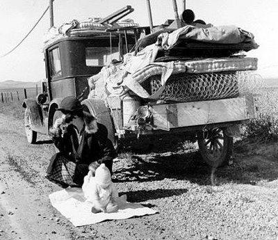 Dust Bowl Truck